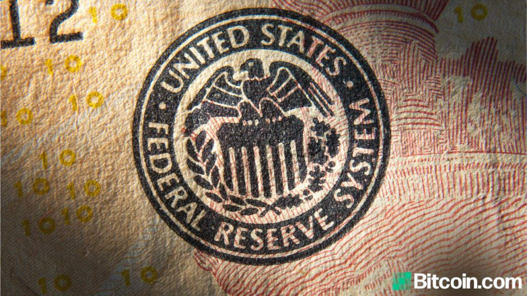Fed's Daily Tapering Rises by 23%- Tuesday's Reverse Repo Eliminates $432 Billion from Market-- Business Economics Bitcoin Information 1