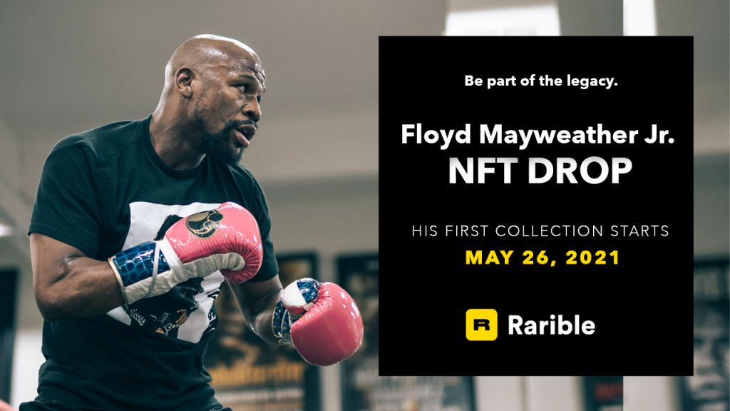 Floyd Mayweather Jr.'s Legacy NFT Assortment Out there Now on Rarible – Press launch Bitcoin Information 1