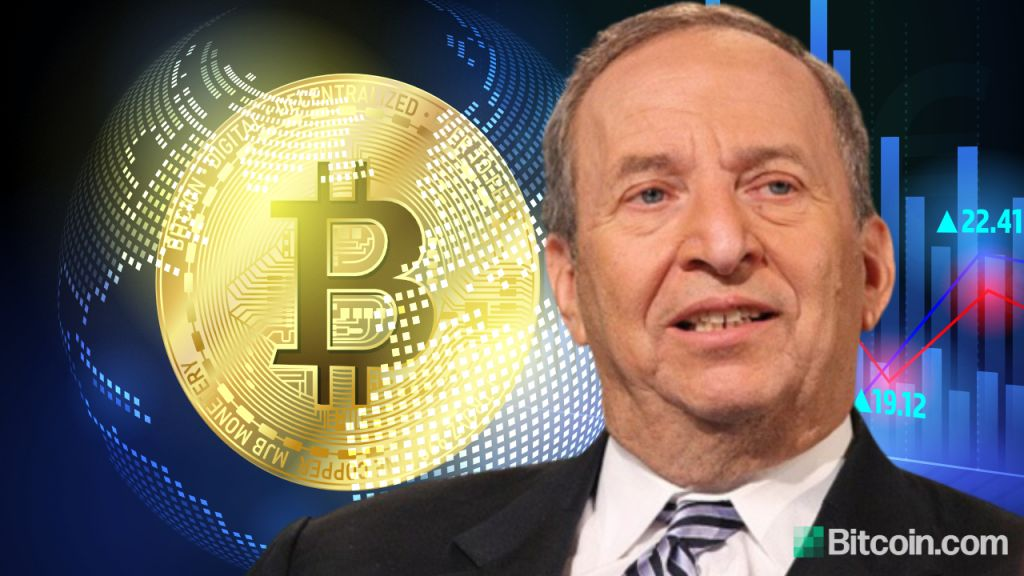 Previous United States Treasury Assistant Larry Summers States Cryptocurrency Is Right Here to Keep as Digital Gold-- Markets as well as Rates Bitcoin Information 1