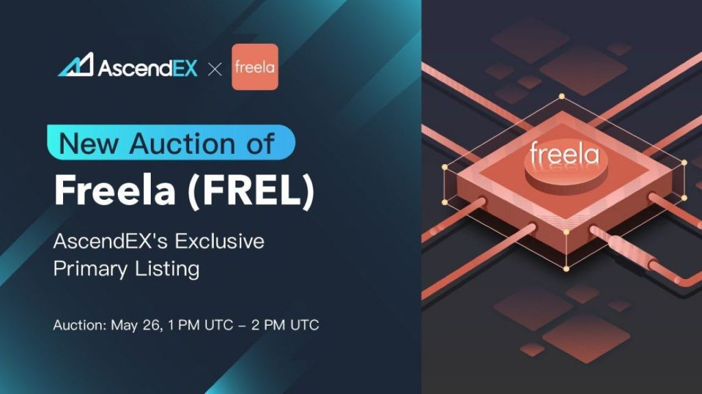 Freela Provides on AscendEX-- News release Bitcoin Information 1