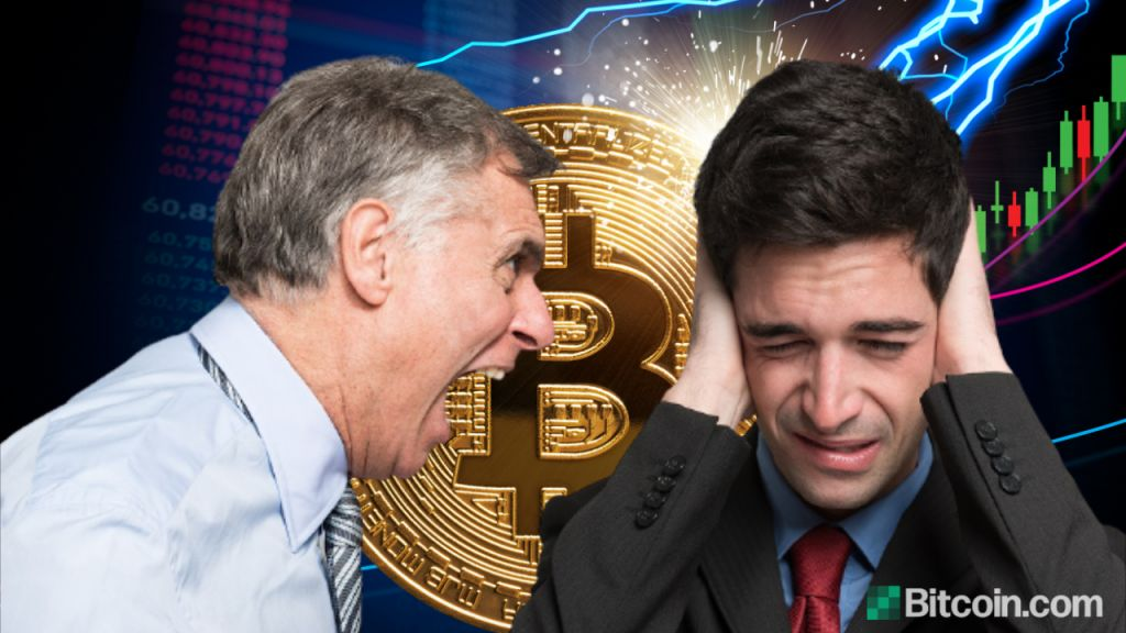 Goldman Sachs States FOMO Is Driving Institutional Capitalists to Bitcoin-- Included Bitcoin Information 12