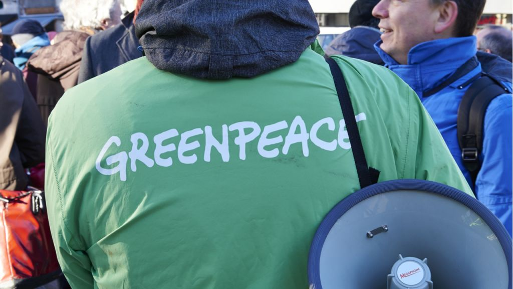 Greenpeace Has Stopped Accepting Bitcoin Donations As a result of Network's Environmental Influence-- Bitcoin Information 1