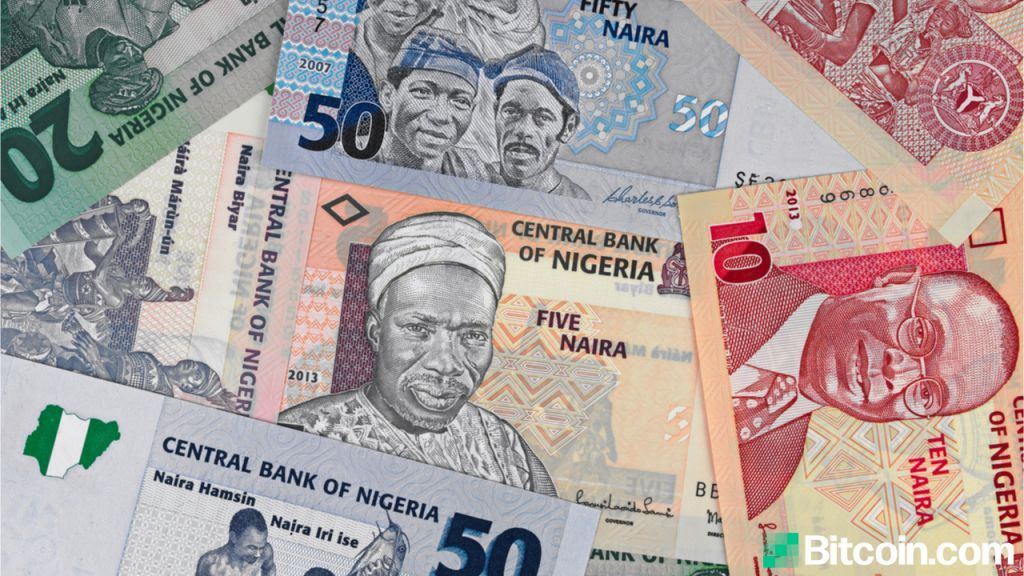 Nigeria's Naira Sheds Ground on Foreign Exchange Underground Market Simply a Couple Of Days After Decline-- Business Economics Bitcoin Information 1