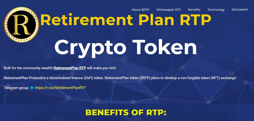 Is RTP Token a Good Investment? 1