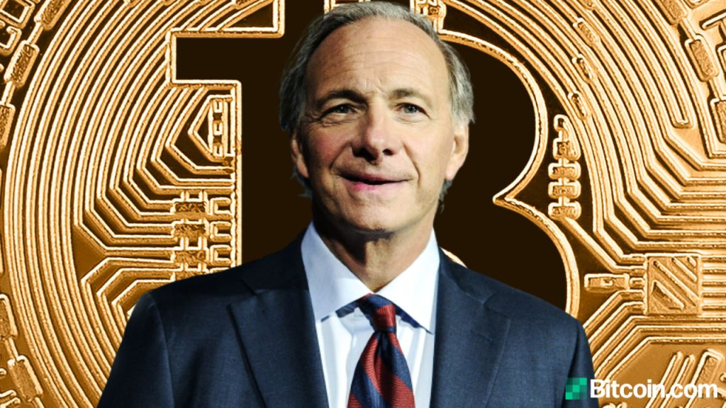 Ray Dalio Purchases Bitcoin Regardless Of Stating Federal Governments Might Outlaw Cryptocurrencies-- Included Bitcoin Information 1