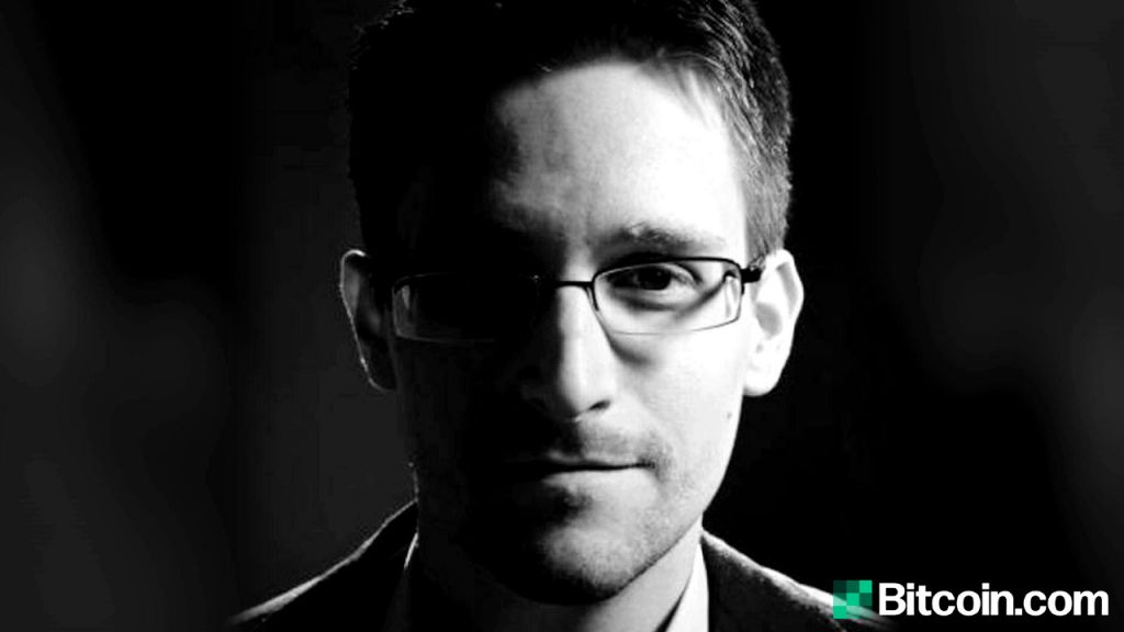 Whistleblower Edward Snowden States $6 Trillion in Stimulation Is 'Helpful For Bitcoin'-- Included Bitcoin Information 1
