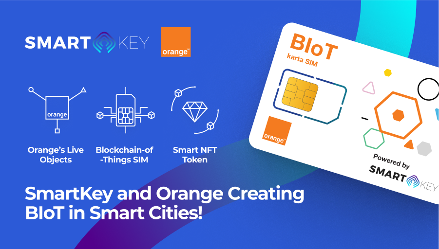 SmartKey and also Orange Change the Blockchain of Points-- Funded Bitcoin Information 2