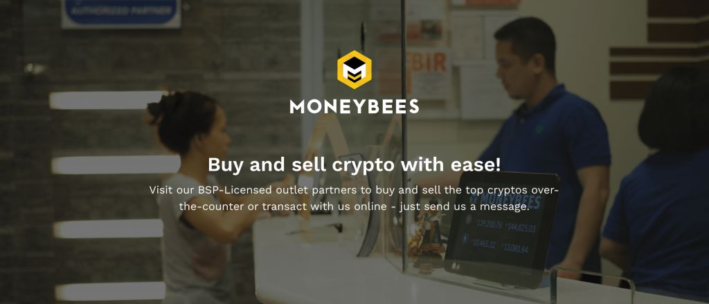 Filipinos Can Currently Money In Crypto Without Charges With Moneybees OTC Outlets-- News release Bitcoin Information 4