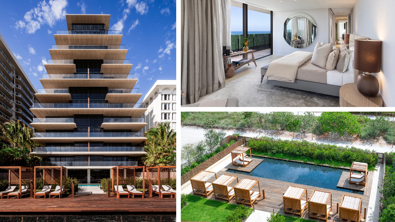 Ultra-Exclusive Surfside Penthouse in Miami Sells for $22 Million in an All-Crypto Bargain-- Bitcoin Information 2