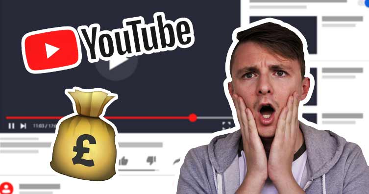 Just how to make money on YouTube 1