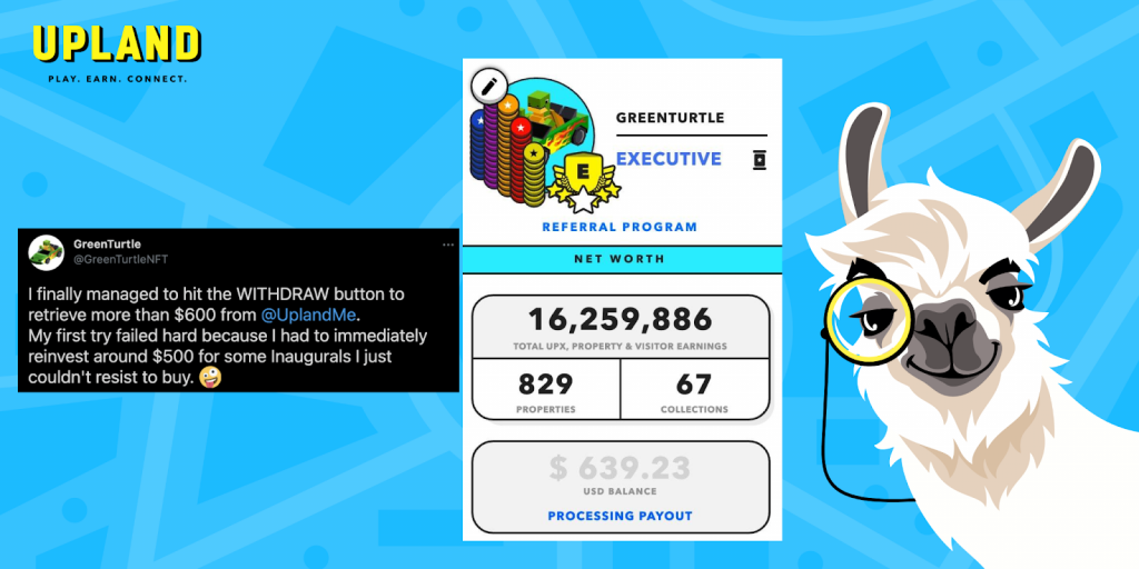 Upland Is Commemorating 1 Million NFT Qualities Minted in the Metaverse-- Funded Bitcoin Information 3