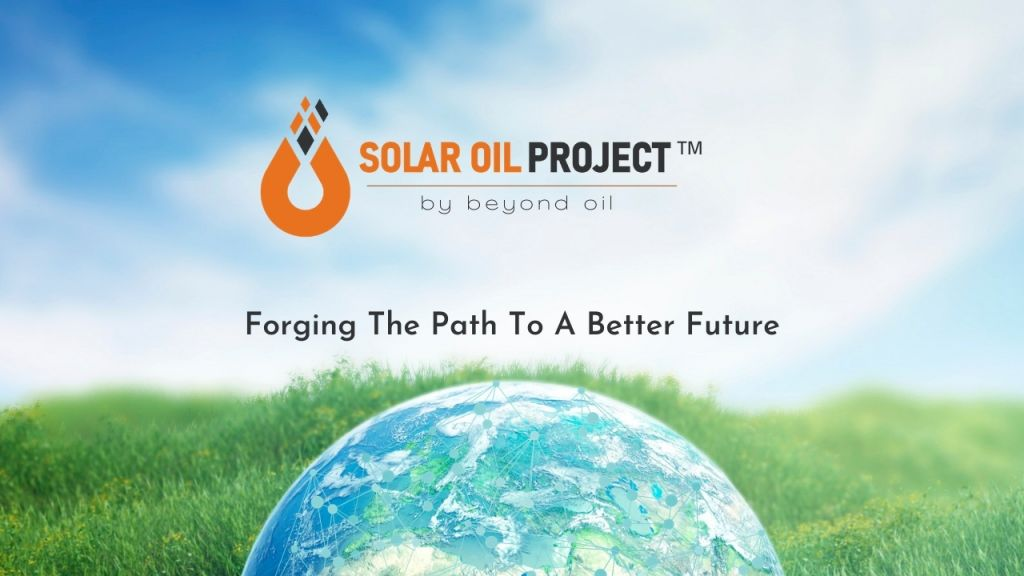 Beyond Oil ™ Launches Smart Agreement Driven Eco-Friendly Oil Manufacturing-- News release Bitcoin Information 1