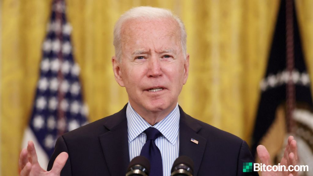 Biden Makes Cryptocurrency an Emphasis of New Anti-Corruption Regulation for National Safety And Security-- Bitcoin Information 1