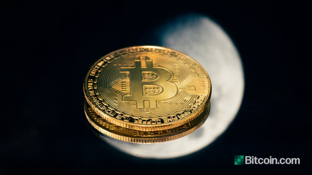 'Bitcoin Mosting Likely To the Moon'-- Bitmex Sending Physical Bitcoin to Lunar Surface Area in Q4-- Included Bitcoin Information 1
