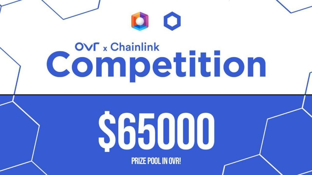 Chainlink as well as OVR Team Up on a $65k Reward Circulation-- Funded Bitcoin Information 1