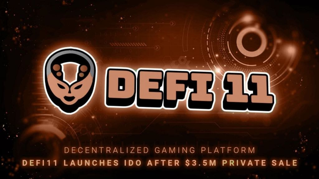 Decentralized Pc Gaming System DeFi11 Eyes Development After $3.5 M Raising-- News release Bitcoin Information 4