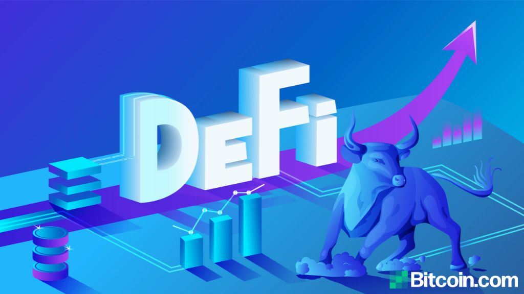 Defi Economic Situation Is Recouping Much Faster Than Many Crypto Possessions After Market Thrashing-- Money Bitcoin Information 1
