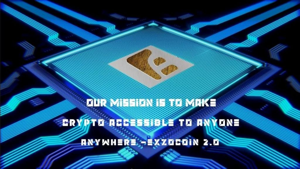 ExzoCoin Will Make Cryptocurrencies Accessible to Any Person, Anywhere, and also at Whenever-- Funded Bitcoin Information 1