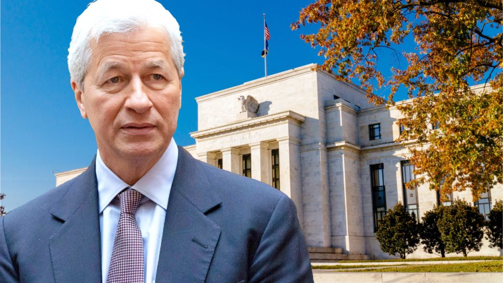 JPMorgan Is Accumulating Money - Chief Executive Officer Claims There's a 'Great Possibility Rising Cost Of Living Will Certainly Be Greater Than Temporal'-- Business Economics Bitcoin Information 1