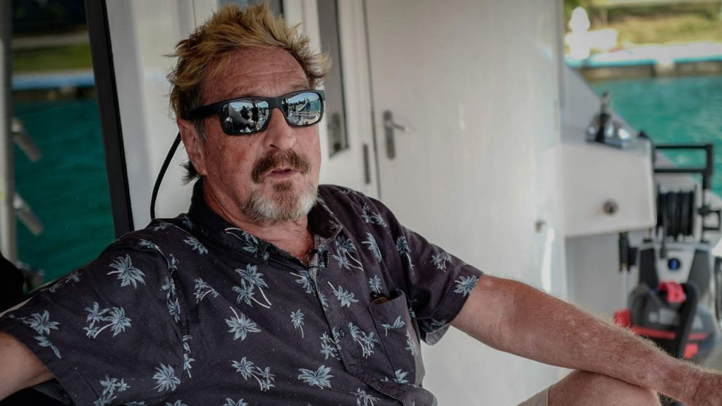 John McAfee's Fatality Ignites 'Dead Male's Switch over' Concept-- Widow Claims He 'Was Not Self-destructive'-- Included Bitcoin Information 1