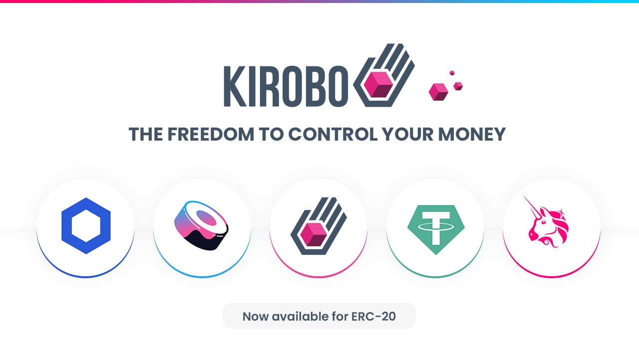 Kirobo Makes 'Reverse Switch' Readily Available for USDT, BNB, UNI, Sushi, Chainlink, & KIRO Purchases-- News release Bitcoin Information 9