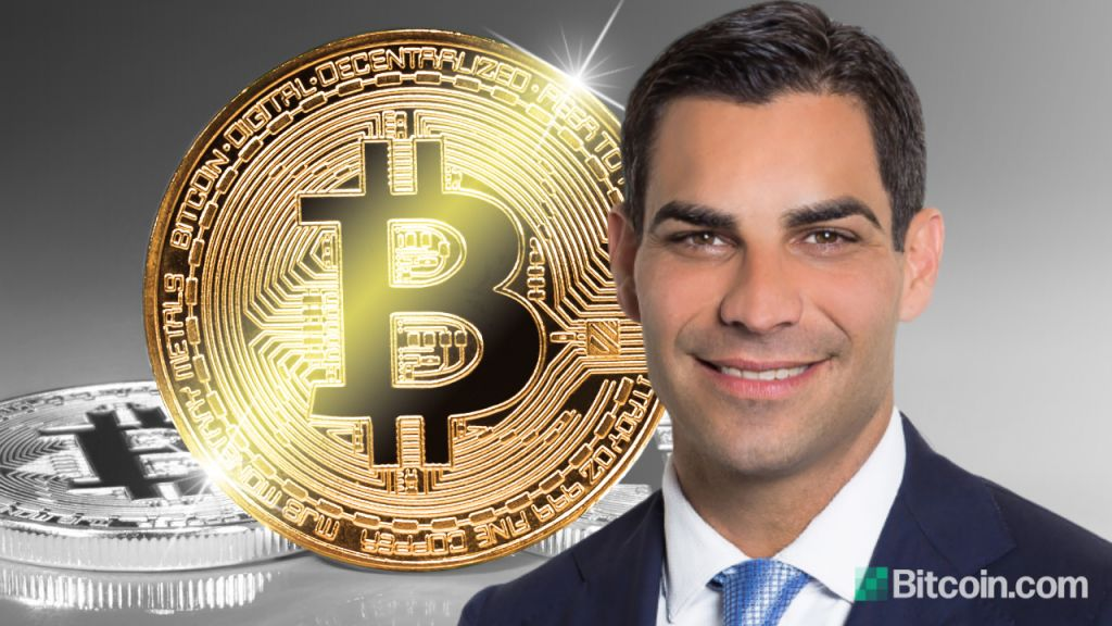 Miami Mayor Confident Crypto Regulatory Issues Will Be Settled-- Claims 'Get the Dip'-- Policy Bitcoin Information 1