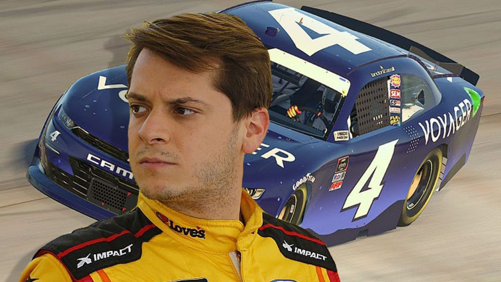 NASCAR Vehicle Driver Landon Cassill to Be Paid in Cryptocurrency for the Rest of the Period-- Bitcoin Information 1