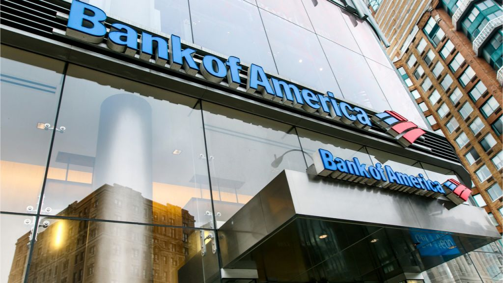 New Financial Institution of America Record States Digital Currencies 'Might Increase Economic Development' in Creating Nations-- Fintech Bitcoin Information 1