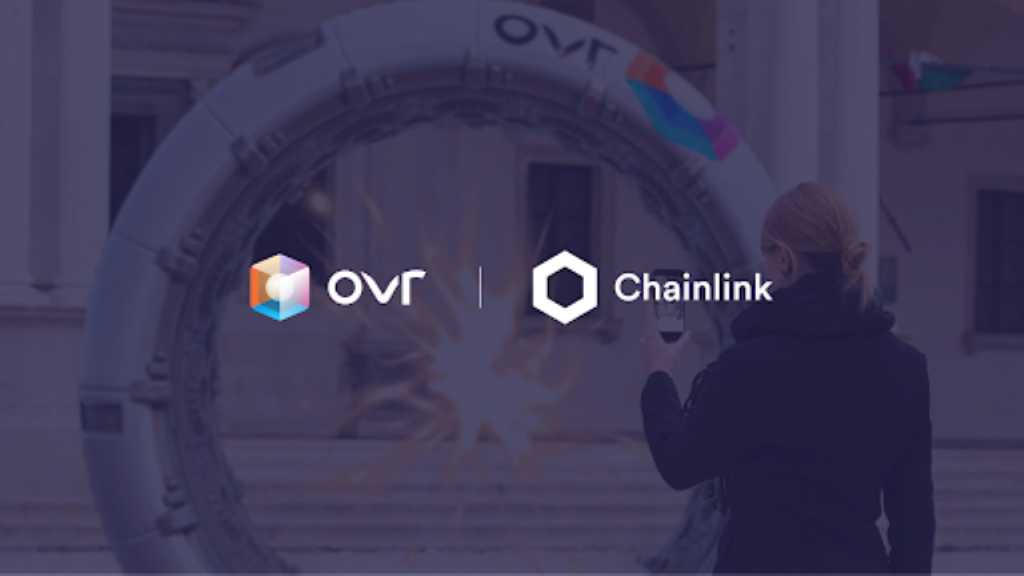 OVR Making Use Of Chainlink to Attach the Metaverse to Real Life Information as well as Occasions-- Funded Bitcoin Information 1