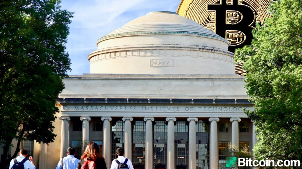Out of Countless MIT Trainees That Secured Free Bitcoin in 2014 1