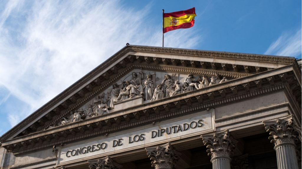 Spanish Deputies Documents Proposition to Increase the Development of a Digital Euro-- Business Economics Bitcoin Information 1