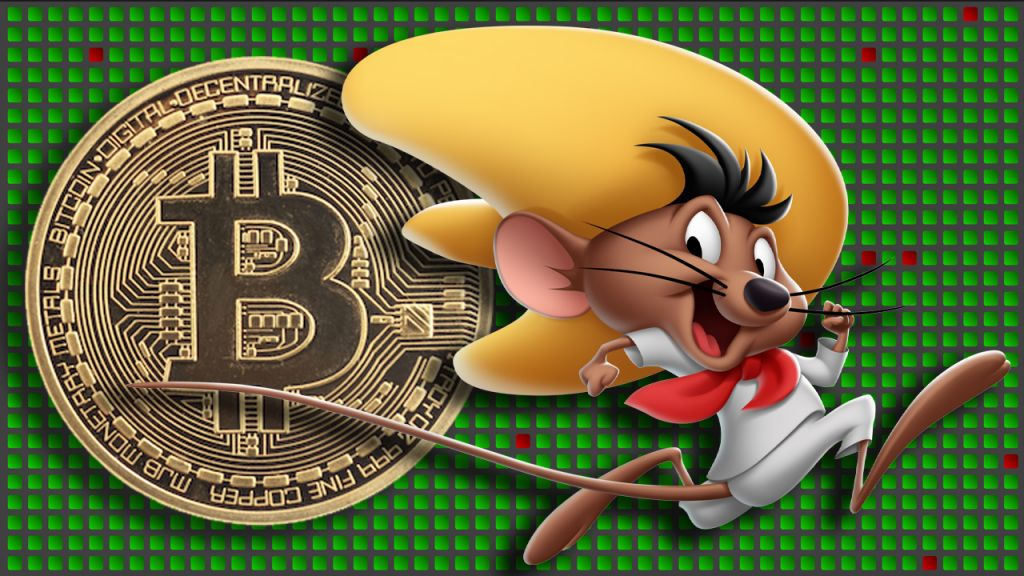 Quick Test Success-- Bitcoin Upgrade Taproot Ready To Lock-in This Weekend Break-- Modern Technology Bitcoin Information 1