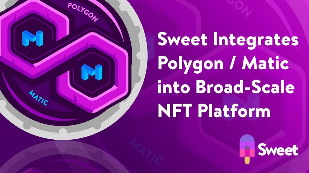 Dessert Incorporates Polygon/ Matic Into Its Broad-Scale, Consumer-First NFT System-- Funded Bitcoin Information 1