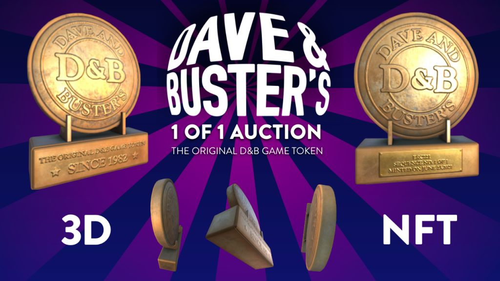 Pleasant and also Dave & Buster's Release Uber-Rare NFT Public Auction to Profit Make-A-Wish-- News release Bitcoin Information 1