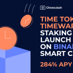 TIME Symbols as well as TimeWarp Staking Introduce on Binance Smart Chain-- News release Bitcoin Information 8