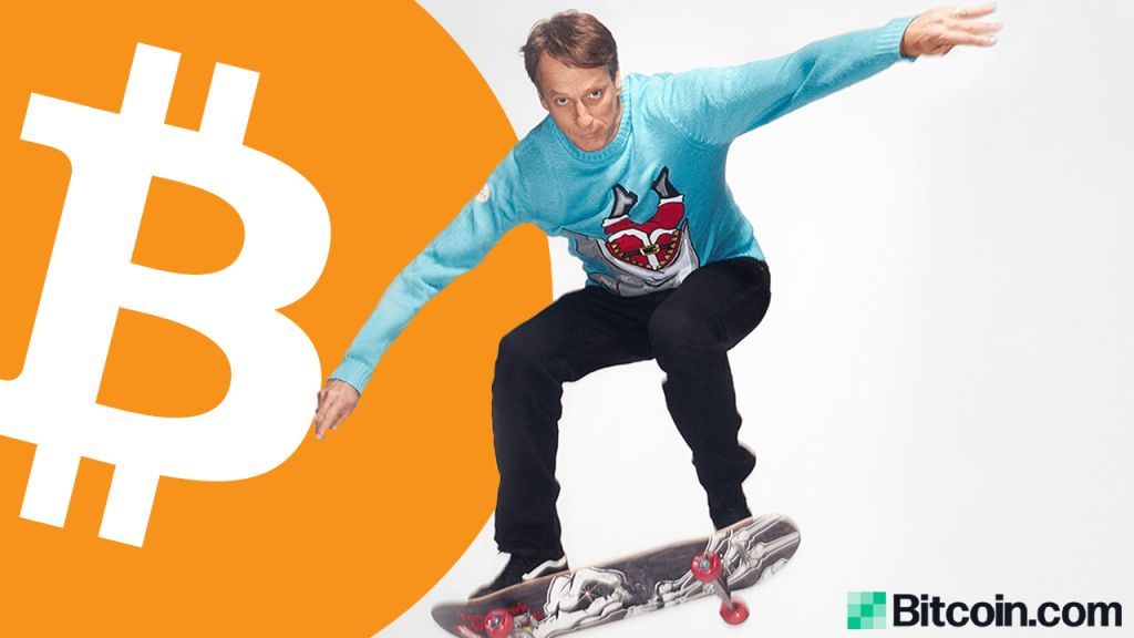 Tony Hawk Purchased Bitcoin in 2012 After Checking out the Silk Roadway Industry-- Bitcoin Information 1