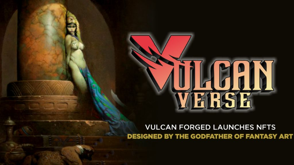 Vulcan Forged Introduces NFTs Created by the Godfather of Dream Art-- News release Bitcoin Information 1