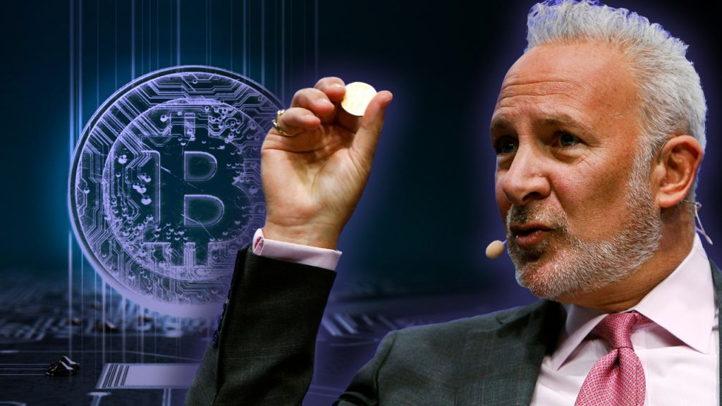 While Bitcoin Strikes New Lows Gold Pest Peter Schiff Blasts the Leading Crypto and also Advocates-- Information Bitcoin Information 1