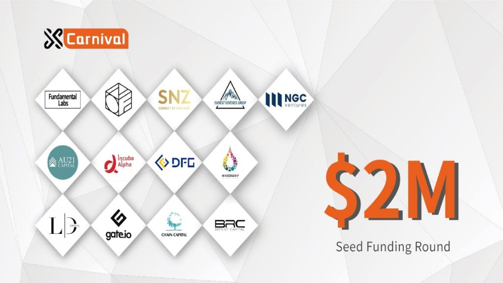 XCarnival Protects $2 Million Seed Financial Investment-- Funded Bitcoin Information 1