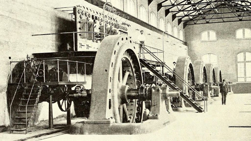 123-Year-Old Hydroelectric Plant Sees New Life Mining Bitcoin-- Profits 3x More Than Offering to the Grid-- Mining Bitcoin Information 5
