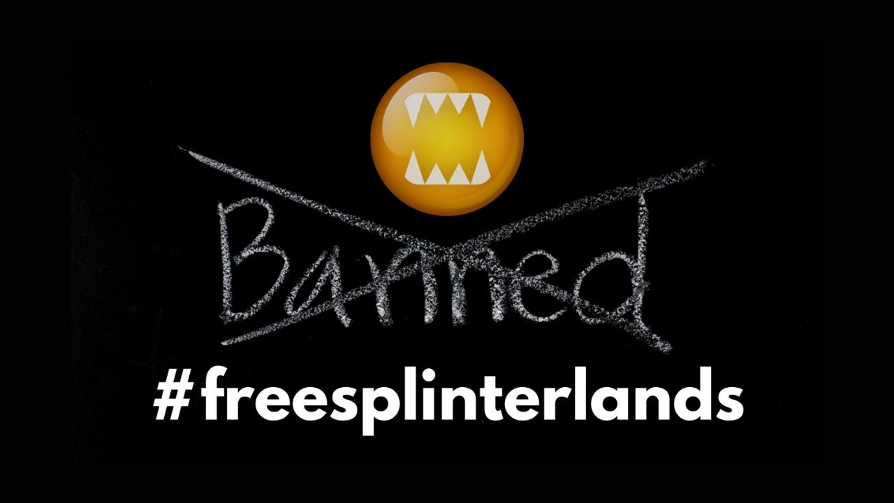 Twitter Completely Puts On Hold Splinterlands Make Up Unspecified Violations-- Information Bitcoin Information 2