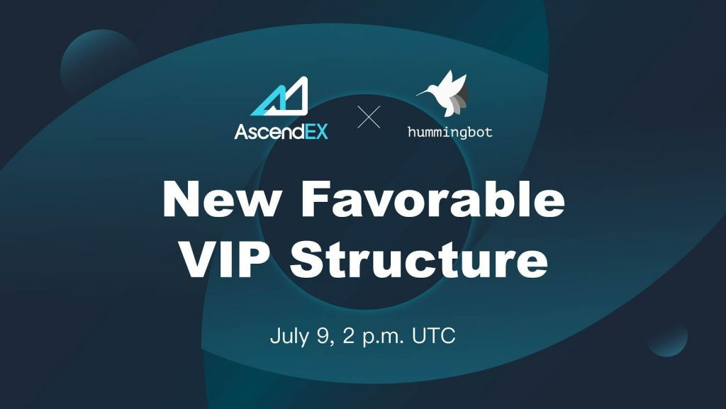 AscendEX Introduces Hummingbot Discount Project-- News release Bitcoin Information 1