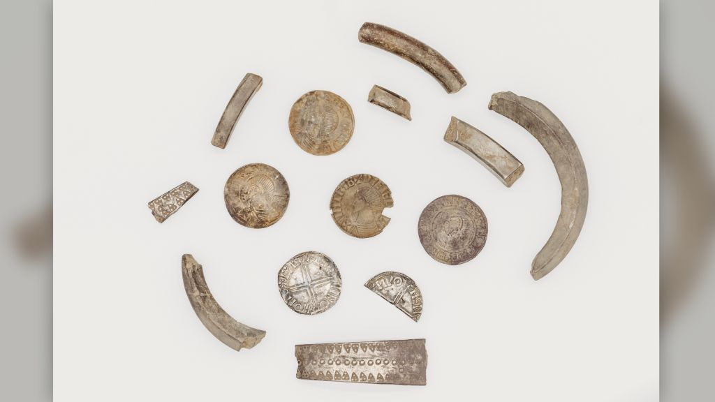 Viking Silver Found on Isle of Man Represents 1,000-Year-Old Analog Version of Bitcoin