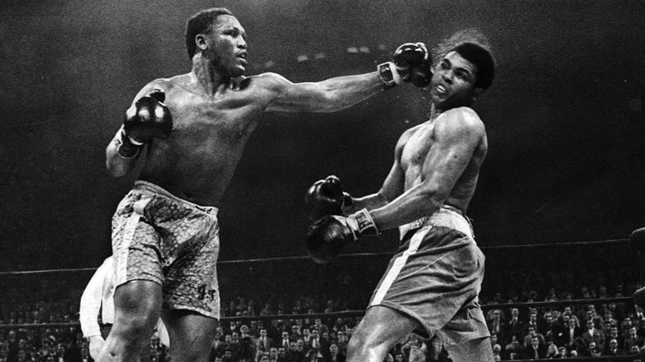 Sotheby's to Auction Never-Before-Seen Muhammad Ali Artwork NFT
