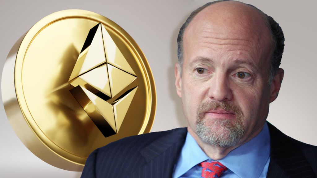 Expert Jim Cramer Phone Calls Ethereum the 'Pied Piper of Crypto' however Will Not Contribute To His Setting-- Money Bitcoin Information 1