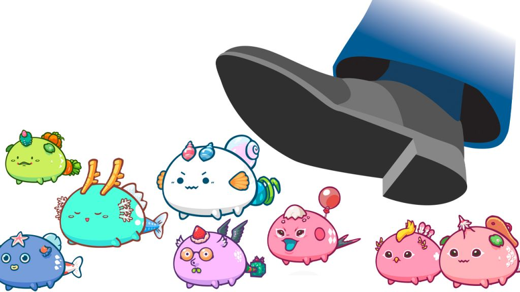 Axie Infinity Down 40% Considering that Recently's Price High, Procedure Profits Beats Rivals-- Altcoins Bitcoin Information 5