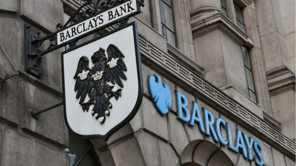 Barclays Blocks Consumers From Sending Out Funds to Binance-- Bitcoin Information 1