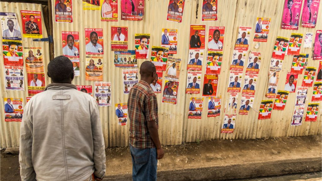 Prospect for Kenyan Political Elections Body States Embracing Blockchain Will Reduce Tally Prices by 300%-- Blockchain Bitcoin Information 1