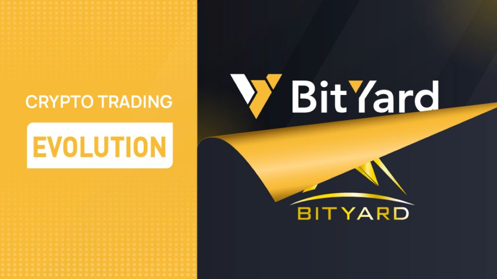 Crypto Exchange BitYard Undertakes Brand Name Refresh With New Logo Design and also Motto 'Expand Your Future in the Backyard'-- News release Bitcoin Information 8