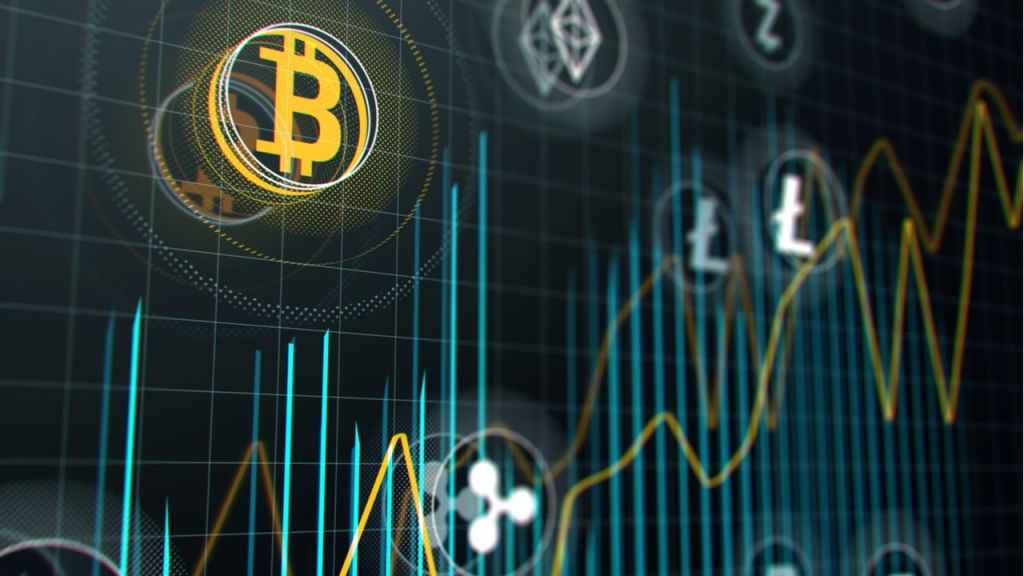 Cryptocurrency Trading Quantities Reduced 40% in June-- Bitcoin Information 1